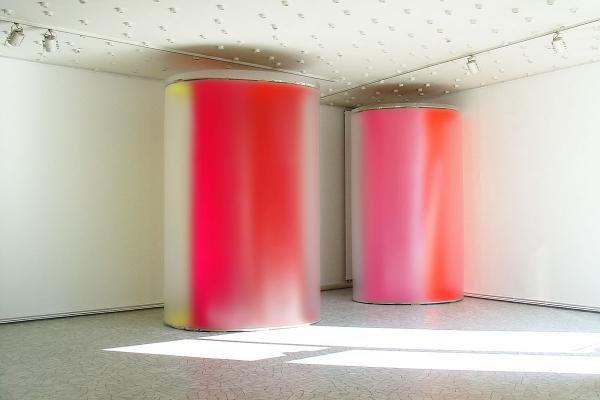 Installation Art, ANSCHEINEND, art in situ, Städtische Bühnen Münster, 2005