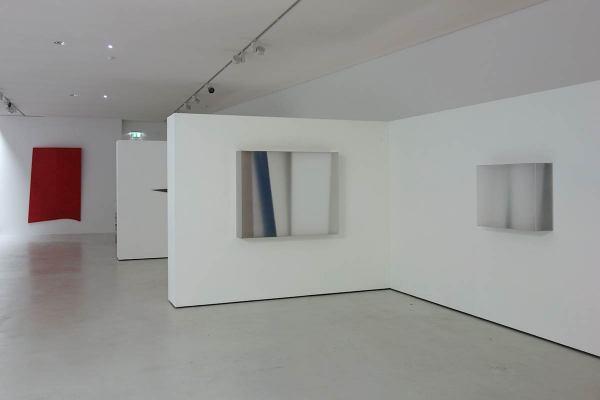 Rita Rohlfing, exhibition view: dieKUNSTSAMMLUNG des Landes Oberösterreich, Linz, Austria