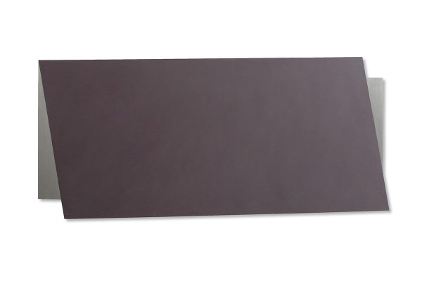 Rita Rohlfing, Color Field Painting, Shaped Aluminum, untitled space, 2000-2013, Aluminium, Lackfarbe, 85 x 180 x 3 cm