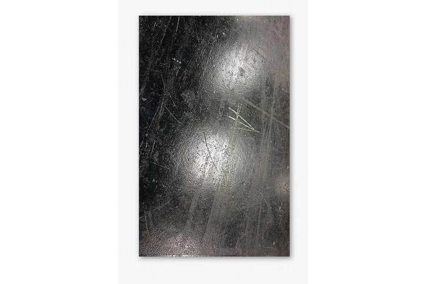 s c h e i n b a r / s e e m i n g l y, 2015, Lambda Print behind acrylic glass on aluminium Dibond, 200 x 125 x 3 cm