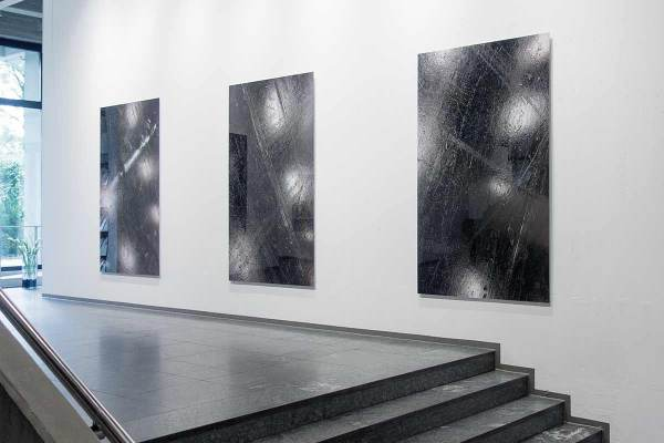 s c h e i n b a r / s e e m i n g l y, 2015, exhibition view: Rita Rohlfing - Das Virtuelle im Konkreten / The Virtual in the Concrete, Clemens Sels Museum Neuss