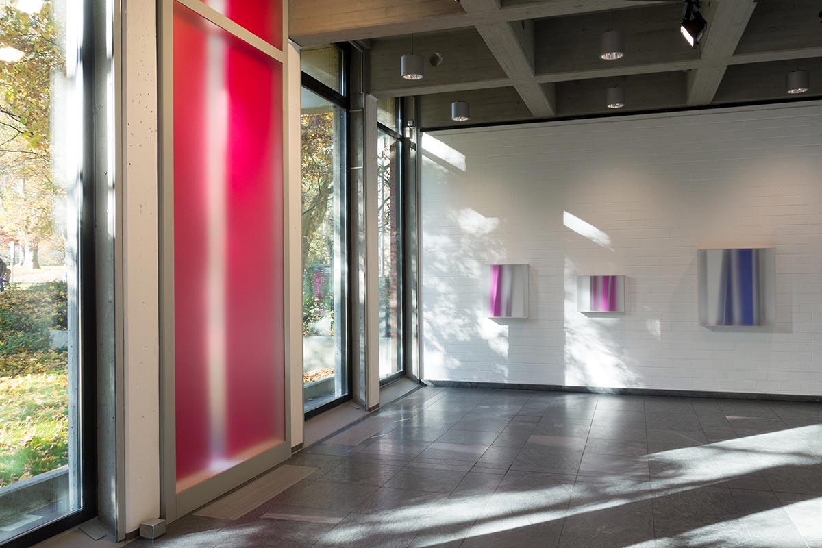 Rita Rohlfing, ANSCHEINEND, 2015, Installation, Clemens Sels Museum Neuss, 2015-16